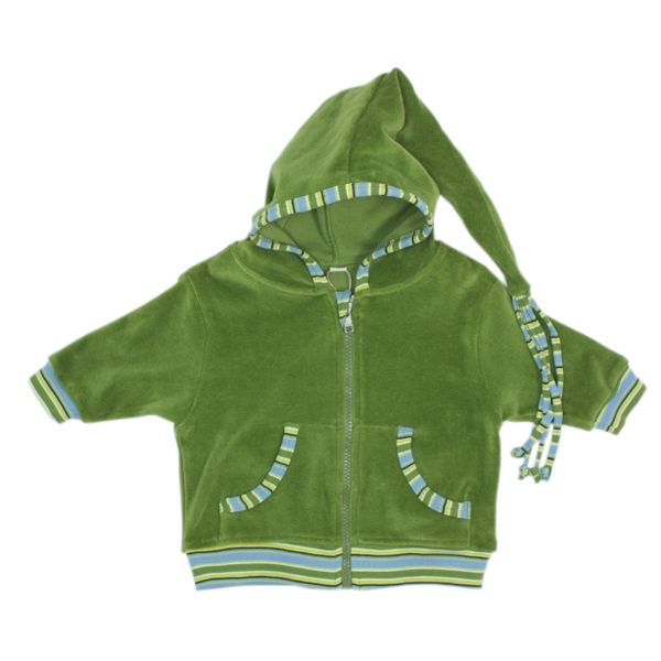Baby Nicky Kapuzenjacke Leela Cotton