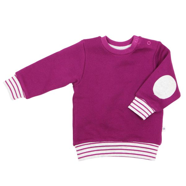 Leela Cotton Kinder Sweatshirt Bio Baumwolle Fleece