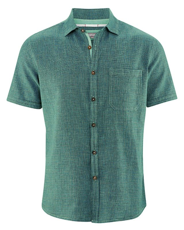 Hempage Herren Shirt Heath
