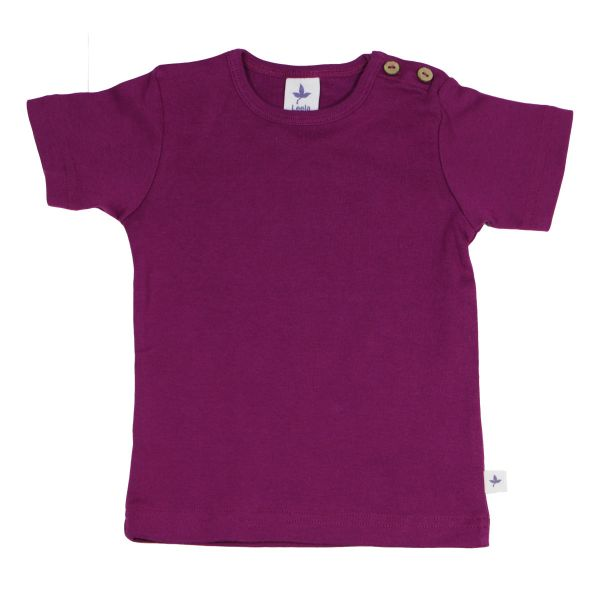Leela Cotton Kinder T-Shirt Bio Baumwolle