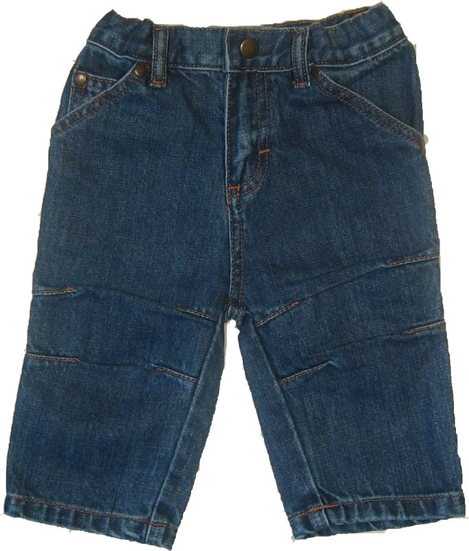 Cotton People Baby Jeans Bio-Baumwolle