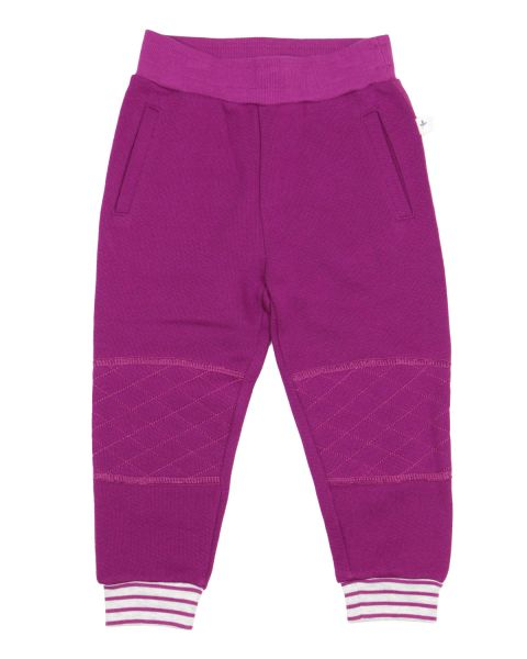 Leela Cotton Kinder Hose Bio Baumwolle Fleece