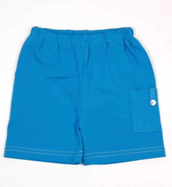 Cotton People Babyshort türkis